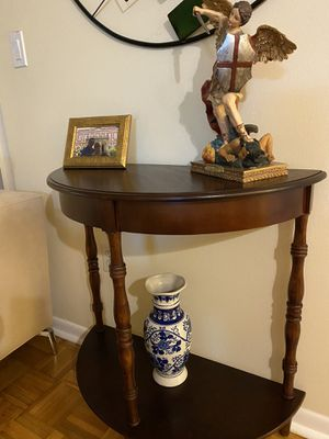 Wood Console Table for Sale in Coral Gables, FL