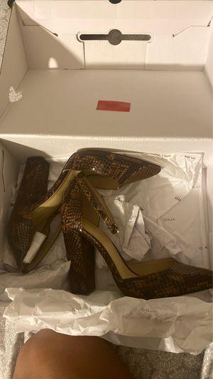 Aldo Reptile Print Heels Size 8.5 for Sale in Virginia Beach, VA