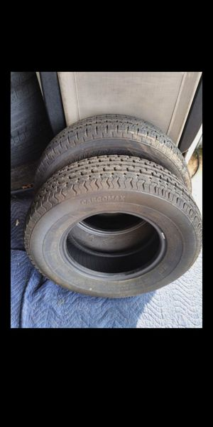 205/75/14 Trailer tires only for Sale in Lawrenceville, GA