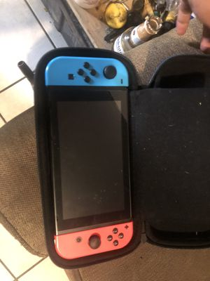 Nintendo switch +1 game for Sale in Los Angeles, CA