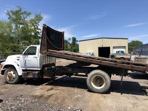 1996 Ford Flatbed Truck for Sale in Norfolk, VA