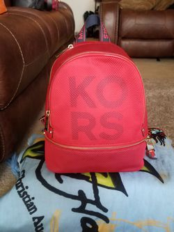 Authentic michael Kors bag back new for Sale in Fort Lauderdale,  FL