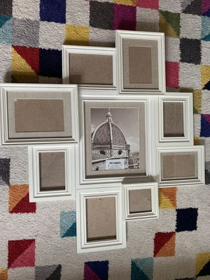 Pier 1 Photo Frame Collage for Sale in Boston, MA