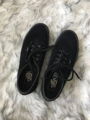 Black Vans for Sale in Atlanta, GA