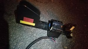 Police car rifle rack- electromagnet locking/release for Sale in Alexandria, VA