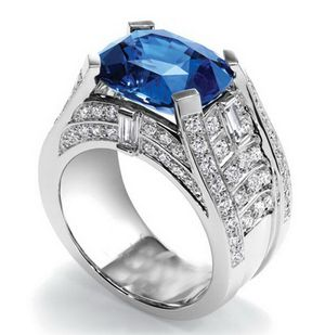*NEW ARRIVAL* Stunning Sapphire Blue Ring Sizes 6 - 10 *See My Other 300 Items* for Sale in Palm Beach Gardens, FL