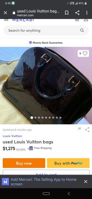 Louis vuitton bag great shape for Sale in Denver, CO