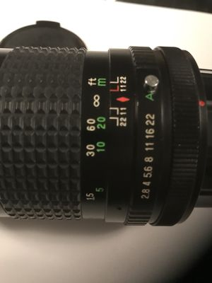 Canon lenses for camera professional for Sale in Queens, NY