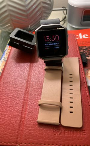 Fitbit Blaze Classic Series for Sale in Maumelle, AR