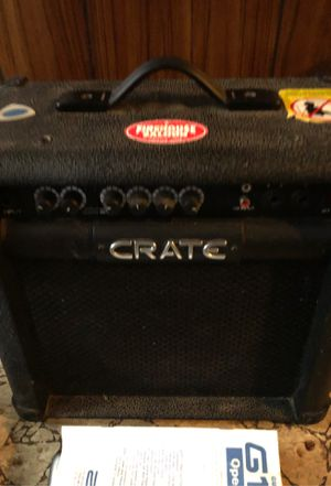 Crate gt15 for Sale in Cleveland, OH