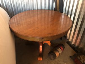 Hard Wood Kitchen Table for Sale in Lakewood, CO