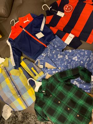 Kids clothes sets $7 each or all for $30 size 2T for Sale in Florida City, FL