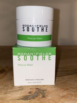 Soothe Rescue Mask Rodan Fields Skincare for Sale in Largo,  FL