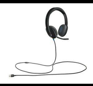 Logitech H540 USB Headset for Sale in Bellevue, WA