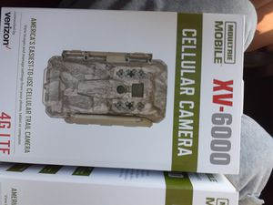 2 Brand New Moultrie Mobile XV-6000 $145 for both of them the retail price at stores is $120.99 a peice on sale, original $179.99 a peice for Sale in San Antonio, TX