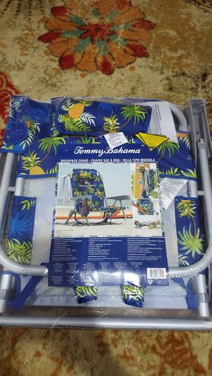 Tommy Bahama Beach Chair NEW for Sale in Trenton, NJ