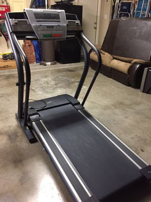 Space Saving Foldable Treadmill for Sale in Selma, TX
