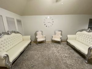 couaches living room for Sale in Houston, TX
