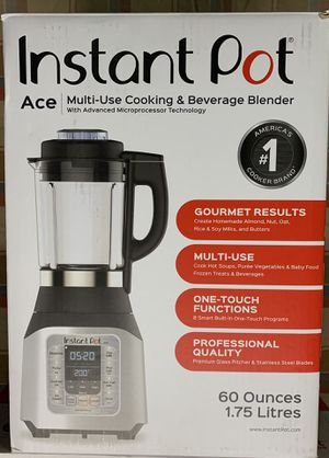 INSTANT POT Model#ACE-60 for Sale in Fontana, CA