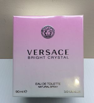 Versace bright crystal perfume for Sale in Brentwood, MD