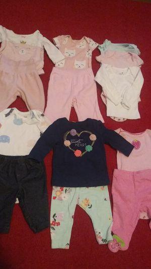 NEWBORN baby girl bundle for Sale in City of Industry, CA
