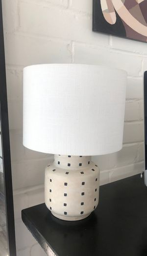 Cb2 lamp for Sale in Los Angeles, CA