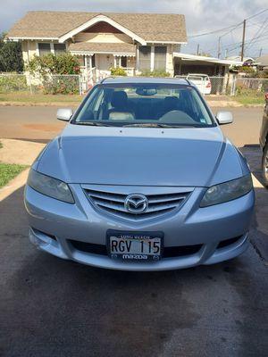 2005 Mazda 6 S Sport 96k Miles for Sale in Honolulu, HI