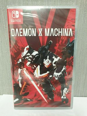 DAEMON MACHINA X FOR NINTENDO SWITCH for Sale in Rancho Cucamonga, CA