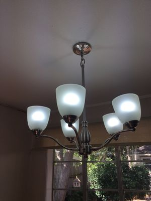 Ceiling light fixture for kitchen island and living room for Sale in Houston, TX