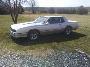 86 SS Monte Carlo for Sale in Dillwyn, VA