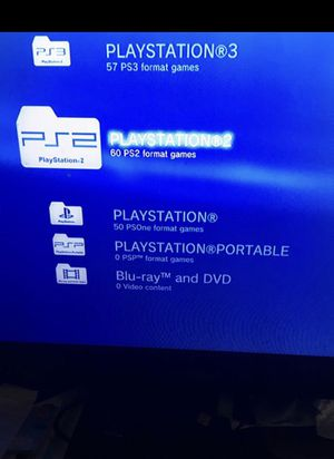 PS3 Jailbroken !! CAN PLAY 2k20 for Sale in Dallas, TX