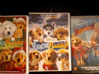 3 Disney Buddies DVDs for Sale in Orlando,  FL