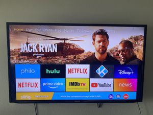 50 inch Samsung Smart TV for Sale in Hermitage, TN