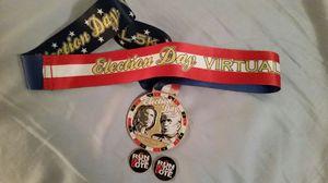 Trump Clinton President Race Medal Sports for Sale for sale  West Orange, NJ