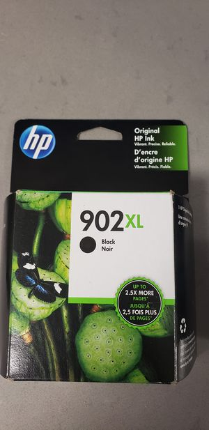 Brand new Hp 902 XL Black & Color Inc Cartridges. for Sale in Temecula, CA