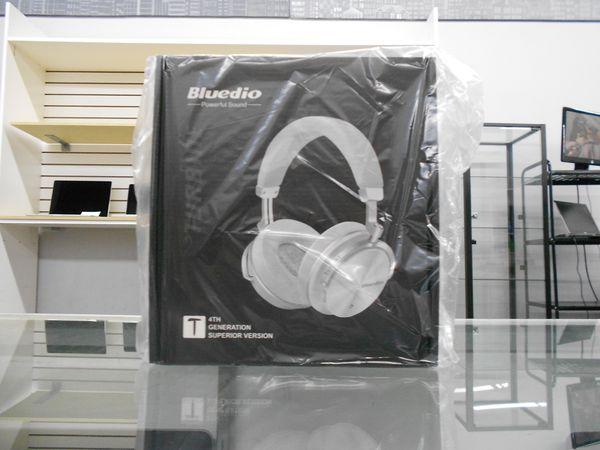 Headphones Blueudio T4th Turbine Black Color