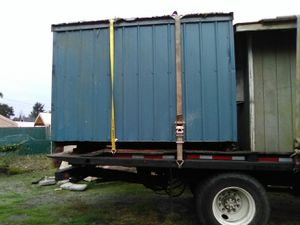 Great Deal Insulated 9'-8'Shed for Sale in Tacoma, WA