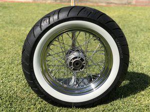 Harley Davidson heritage rear wheel for Sale in Paramount, CA