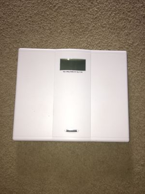 Health O Meter Weight Weigh Weighing Talking Scale for Sale in El Mirage, AZ