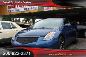 2008 Nissan Altima for Sale in Seattle, WA