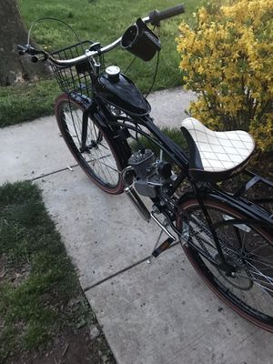 Nel lusso motorized bike for Sale in Frederick, MD
