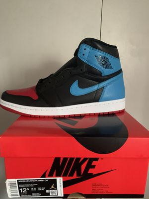 """AIR JORDAN RETRO 1 """"NC TO CHI""""size 11 M (12.5 women ) for Sale in Los Angeles, CA"""