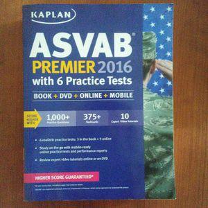 ASVAB Practice Guide 2016 for Sale in Brooksville, FL