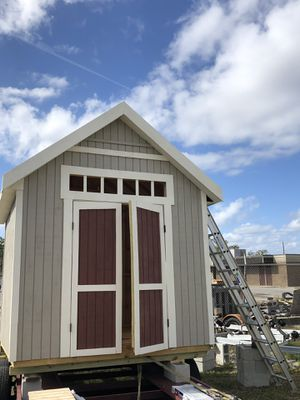 Custom Shed for Sale in Atlanta, GA