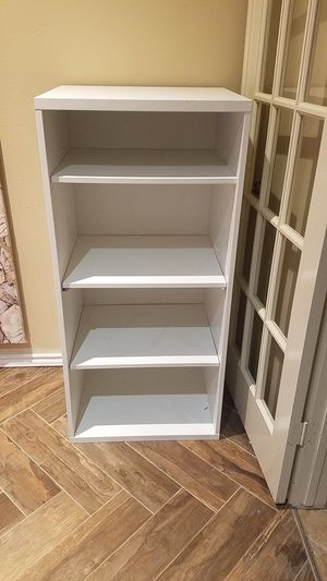 2 White IKEA shelf, organizer, toys, book, closet for Sale in Clodine, TX