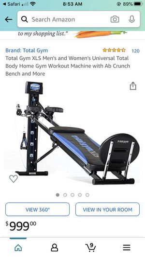 Total Gym XLS for Sale in Hartford, CT