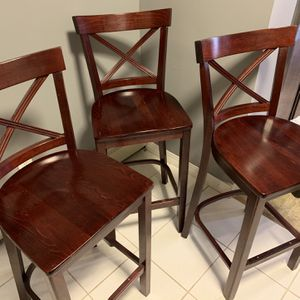 Bar Stools (3) for Sale in East Moriches, NY