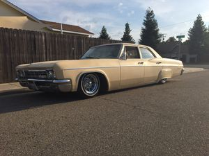 1966 Chevy Belair for Sale in Visalia, CA