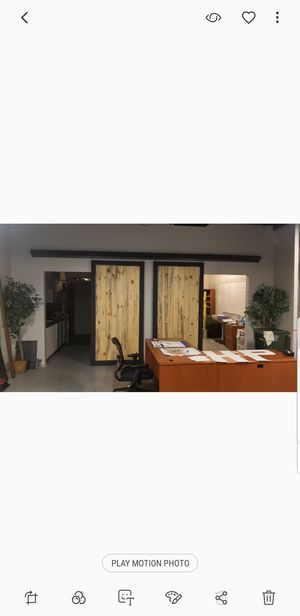 barn industrial doors for Sale in Phoenix, AZ