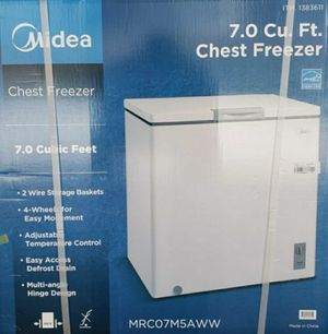 New Midea 7cu ft chest freezer for Sale in Lake Stevens, WA